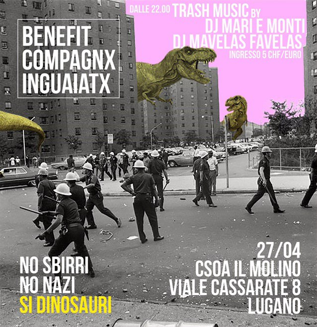27.04.2019 - Dinosaur Trash Party