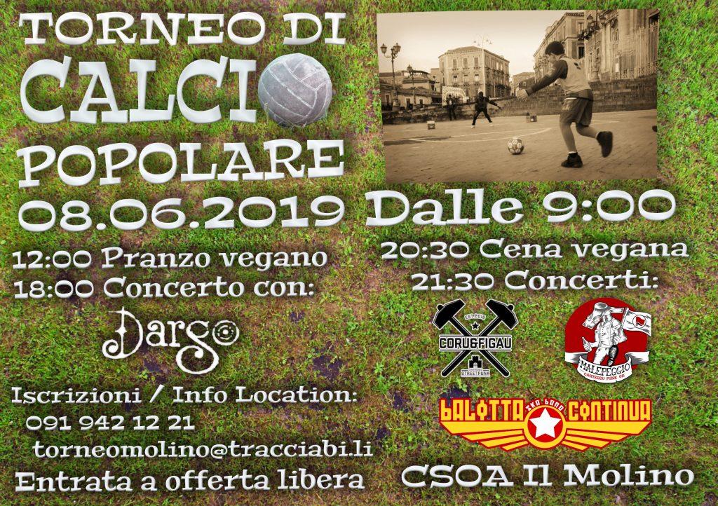 08.06.2019 - Torneo di Calcio Popolare 1
