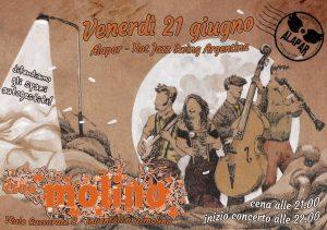 21.06.2019 - Alapar - Hot Jazz Swing (Argentina)
