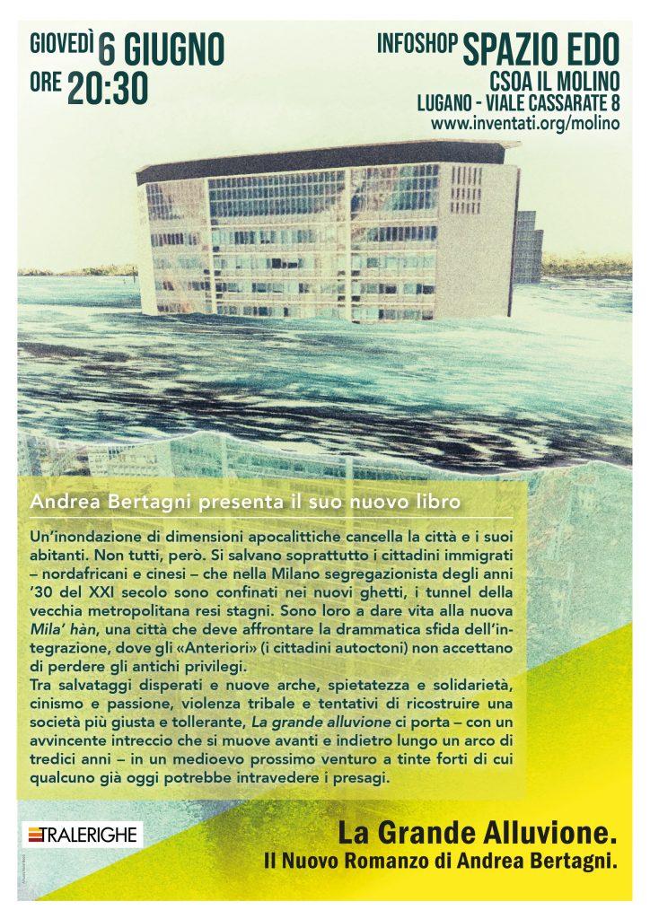 """06.06.2019 - Presentazione del libro """"La Grande Alluvione"""""""