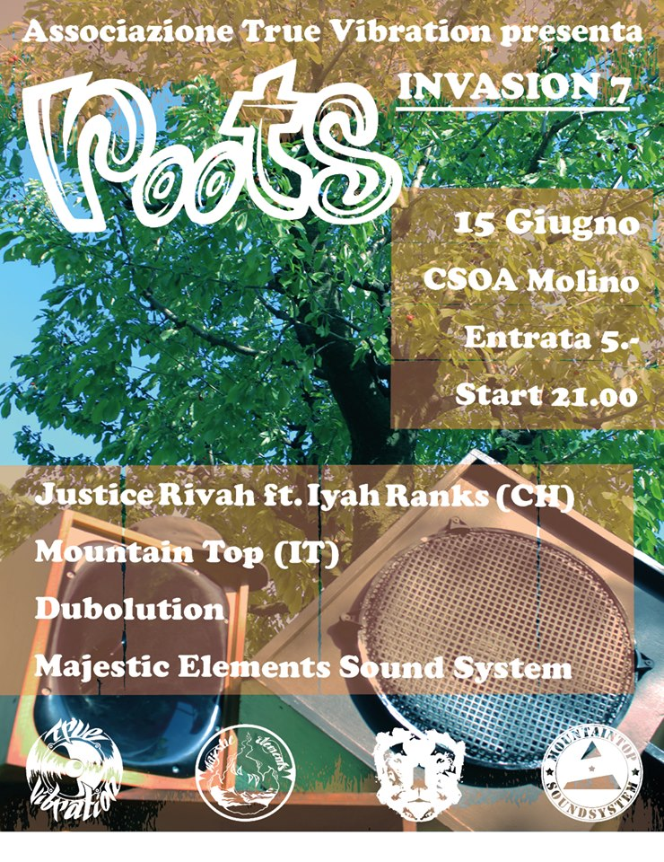 15.06.2019 - Roots Invasion #7