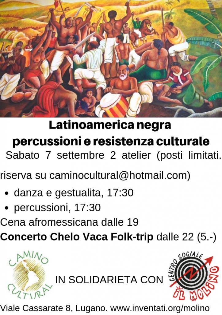 7.09.2019- Latinoamerica negra