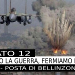 12.10.2019 - Manifestazione a Bellinzona: Fermiamo la guerra, fermiamo Erdogan!