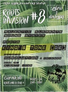 Roots Invasion #8