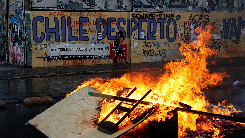 Cile, unica opzione: Lottare