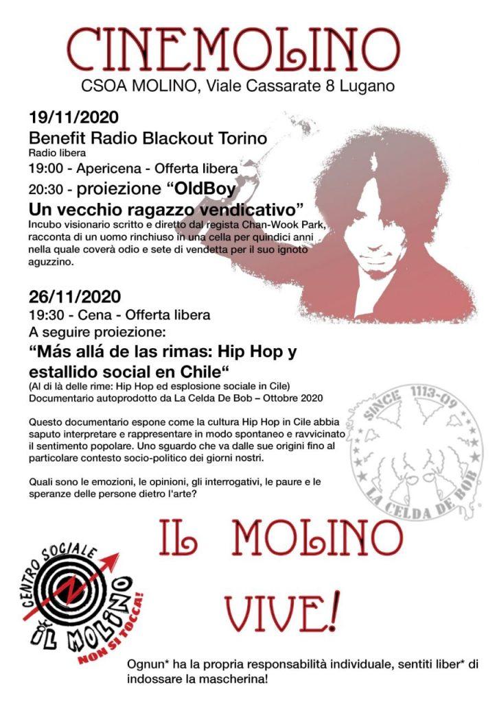 19.11.2020 - CineMolino - Oldboy 1