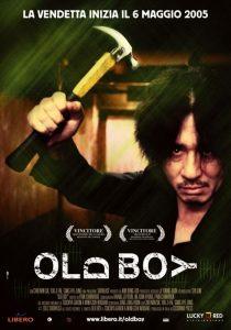 19.11.2020 - CineMolino - Oldboy