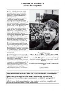 20.03.2020 - ASSEMBLEA PUBBLICA in difesa dell'autogestione 1