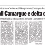 Ceretti: Ma quali Camargue e delta del Po..!