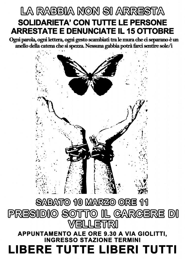 Manifesto Velletri