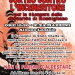 FERMIAMO L' INCENERITORE DEI CASTELLI ROMANI