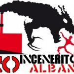 Corrispondenza da ALBANO per il corteo NO INCENERITORE