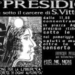 [Milano] Presidio anticarcerario in solidarietà con i detenuti in lotta