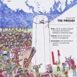 Domenica 30 marzo - 3 presidi No Tav davanti le carceri di Roma, Alessandria e Ferrara