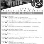 [Milano] Matineé HC benefit cassa di solidarietà 15 ottobre alla Rosa Nera