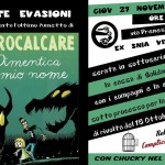 """La Rete Evasioni presenta """"Dimentica il mio nome"""" di Zerocalcare"""