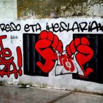 Ancora un caso basco a Roma – CARLOS ASKATU!