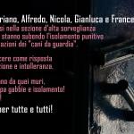Ferrara - 14 marzo - Presidio in solidarietà con i prigionieri rivoluzionari in lotta nell'alta sorveglianza