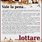 Torino - Manifesto in solidarietà con la compagna e i compagni arrestati il 20 maggio