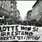 Torino - 30 novembre - Inizia l'appello del processo contro Chiara, Claudio, Mattia e Niccolò