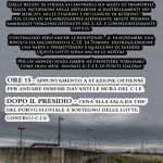 Roma – Sabato 12 dicembre – Presidio solidale al CIE di Ponte Galeria