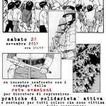Bari - 28/11 - Discussione su repressione e pratiche di solidarietà attiva @ Ex-Caserma Liberata
