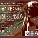 14 novembre @ L38 Squat - Cena a sostegno della Rete Evasioni