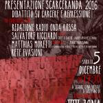 Roma - Sabato 5 dicembre @ VIII Zona - Rompere la gabbia