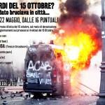 """Giulianova, 22 maggio - """"Ti ricordi del 15 ottobre? Un blindato bruciava in città"""" @ Campetto occupato"""