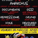 Bologna - 20/5 benefit Rete Evasioni @ XM24