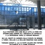Roma - Sabato 17/9 - Presidio al CIE di Ponte Galeria