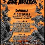 Torino - 4 dicembre - Fuori dalle mura del carcere Lorusso e Cotugno