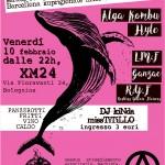 Bologna - 10 febbraio - Concerto benefit per compagne in carcere in Germania