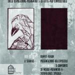 """Roma - 08 Febbraio - Presentazione Opuscolo """"Contromisure"""" + Buffet Benefit Rete Evasioni @ 100celleAPERTE"""