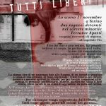 Torino - 23 dicembre dalle 15.30 sotto il carcere Ferrante Aporti