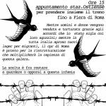 Roma: sabato 27 gennaio - Presidio contro il C.P.R. di Ponte Galeria