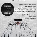 """[INIZIATIVA ANNULLATA E RIMANDATA] - Presso la Biblioteca Abusiva Metropolitana a Centocelle: presentazione dell'opuscolo """"Metastasi"""""""