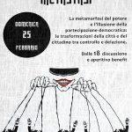 """Roma - 25 Febbraio - Presentazione dell'opuscolo """"Metastasi"""" e aperitivo @ BAM"""