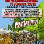 Roma - 11 aprile - Ancora una volta si parte e si torna insieme