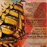 """Roma - 12 maggio @ 100celle aperte - Cena e concerto a sostegno della cassa di solidarietà """"La Lima"""""""