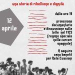 Roma - 12 aprile @ BAM - COPEL: una storia di ribellione e dignità - Proiezione e dibattito sulle lotte nelle carceri spagnole