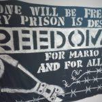 Libertà per Mario e per tutte le persone che lottano