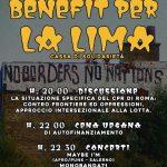 Eboli - 21 Luglio: Discussione e serata benefit per la cassa di solidarietà La Lima @Murotorto