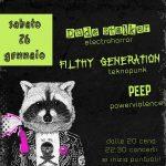 Roma - 26 gennaio - Concerto benefit Cassa di solidarietà La Lima [15 ottobre 2011 NON È FINITO]