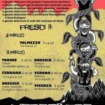 2 e 3 marzo: DAVANTI LE CARCERI - Roma: Domenica 3 ore 15 sotto al carcere di Rebibbia