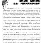 Firenze - Sabato 20 aprile: PRESIDIO DI SOLIDARIETA'  ORE 16 p.zza dell' Unità