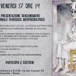 Venerdì 17 Maggio – Presentazione SENZANUMERO – Giornale Periodico Antipsichiatrico