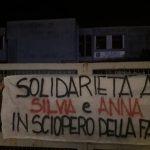 Dichiarazione di Silvia e Anna sull'inizio dello sciopero della fame nel carcere de L'Aquila