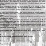 Barcellona - Solidaridad compañeras en huelga de hambre