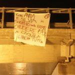 Pescara - Con Anna e Silvia in sciopero della fame